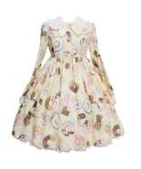 Angelic Pretty Baked Sweets Parade Dress Yellow Lolita Fashion Kawaii Ha... - $433.00