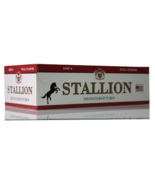 Stallion Cigarette Filter Tubes Red Full Flavor... - $4.95