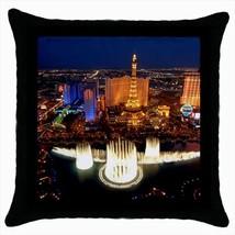 Las Vegas Nevada Usa Throw Pillow Case - $16.44