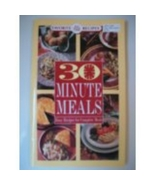 30 Minute Meals [Paperback] Favorite All Time R... - $3.50