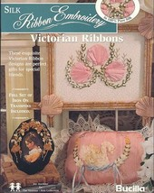 Victorian Ribbons~Silk Ribbon Embroidery - $5.90