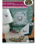 Silk Ribbon Embellishments~Home Decor - $5.90