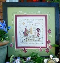 Bee Blessings cross stitch kit Shepherd's Bush - $50.00