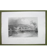 CANADA Governor's House at Fredericton - 1841 E... - $7.92