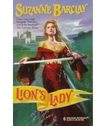 Lion'S Lady (The Sutherland Series) (Historical) Suzanne Barclay - $18.41