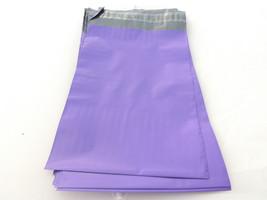 20 Purple 6x9 Poly Mailer Envelopes, 6x9 Flat Self Sealing Poly Mailing ... - $2.58