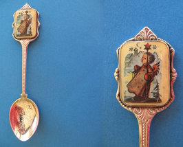 HUMMEL CHRISTMAS Souvenir Collector Spoon 1985 CHILDREN KIDS Vintage Col... - $7.95