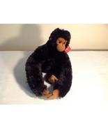 Aurora black hanging chimpanzee doll/toy stuffed medium size collectible - $39.99