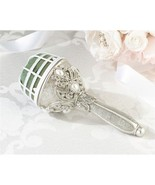 7.5 Inch Long Jeweled Bouquet Holder Bridal Bou... - $18.71