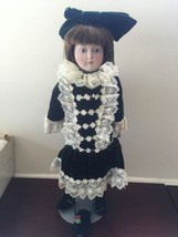 Franklin Mint Heirloom Dolls Emily Ladies Home ... - $55.74