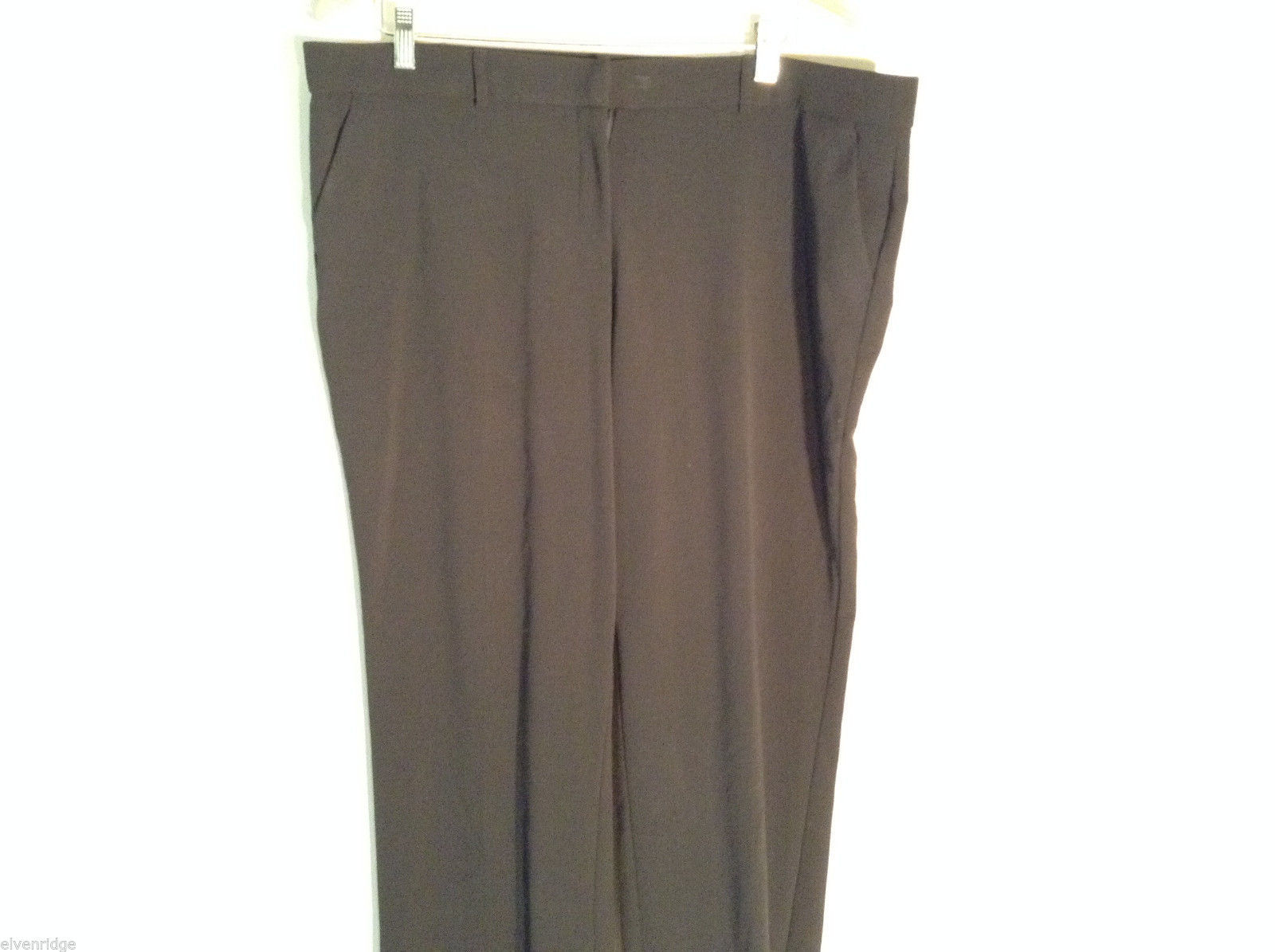 Womens Black Sag harbor Stretch Size 19 casual/dress pants