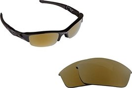 New SEEK Replacement Lenses Oakley FLAK JACKET XLJ Asian Fit - Polarized... - $23.24