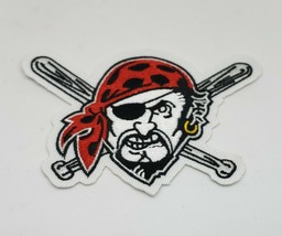 MLB Pittsburgh Pirates Team Sleeve MLB Logo Patch Jersey Official Home Emblem - $7.91