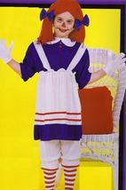 Rag Doll size 4-6 Childs Costume - $22.00