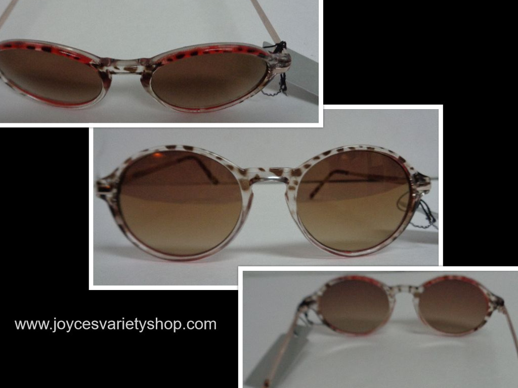 Target animal print sunglasses collage