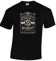 Vintage Snake Bite Whisky Short Sleeve Gildan T... - $14.40 - $25.00