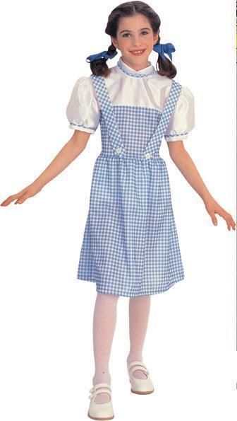 Dorothy Small 4/6 child's costume