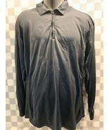 NIKE Golf Black Pull Over Jacket Men's Size XL - £13.62 GBP
