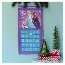 Disney Frozen Winter Magic Countdown to Christmas Holiday Advent Calenda... - $18.99