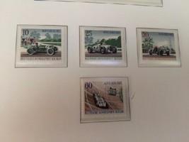 Berlin Berlin Avus mnh 1971   stamps - $1.95