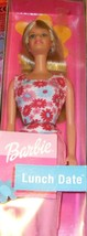 Barbie Doll  - Lunch Date (2001) - $19.95