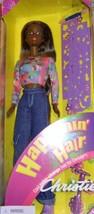 Barbie Doll AA -Happenin' Hair - Christie Doll (AA) image 1