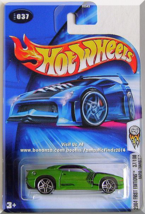 Hot Wheels - Rapid Transit: 2004 First Editions #37/100 - Collector #037... - $6.49