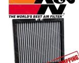 VF3012 K&N Reusable Cabin Air Filter Fits 2011-2016 Dodge Durango 3.6L 5.7L
