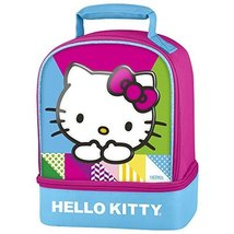 Thermos Dual Compartment Lunch Kit, Hello Kitty (Colors May Vary) - $19.75