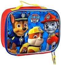 Nickelodeon Paw Patrol Soft Lunch Box - $18.75