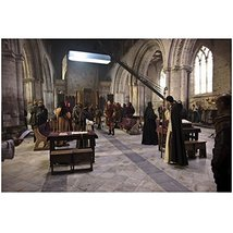The Hollow Crown Filming on Set with Cast 8 x 10 inch photo - $7.95