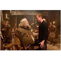 The Hollow Crown Tom Hiddleston All Smiles with Simon Russell Beale in P... - $7.95