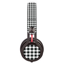 BW placemats design Skin decal for Monster Beats Mixr by Dr. Dre headphones - $15.00