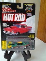 Racing Champions 98 Hot Rod Magazine Hottest Street Machines 69 Pontiac GTO, New - $6.99