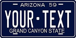Arizona 1959 Personalized Tag Vehicle Car Auto License Plate - $16.75