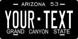 Arizona 1953 Personalized Tag Vehicle Car Auto License Plate - $16.75