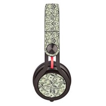 Dollar Photo design skin decal for Monster Beats Mixr by Dr. Dre headphones - $15.00
