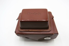 Vintage 1950s Brown Leather Field Case for Kodak Signet 30 & 50  -Good C... - $7.70