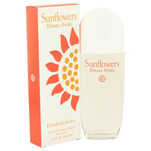 Sunflowers Dream Petals by Elizabeth Arden 3.3 oz EDT Spray for Women - $18.95