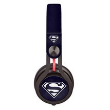Superman Logo design skin decal for Monster Beats Mixr by Dr. Dre headph... - $15.00
