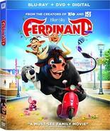 Ferdinand [Blu-ray+DVD+Digital HD, 2018] - $12.95