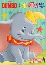 Disney Dumbo Colortivity - The Flying Elephant. - $14.69