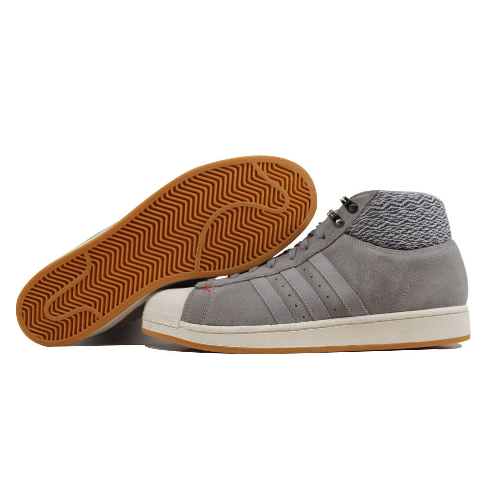 1842e6d3d8e47 Adidas Pro Model BT Charcoal Grey White and 50 similar items