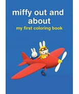 Miffy Coloring & Activity Book-Out and About Kappa Books Publishers and ... - £2.62 GBP