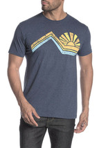C&C California Into The Sun T-Shirt, Size XXL, Dnvy, MSRP $39.99 - $17.81