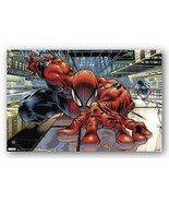 The Amazing Spider Man Wall Crawler Comic Book Superhero Poster Free Ship - $25.86