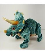2008 Hasbro Playskool Kota & Pals Stompers Baby Triceratops Dinosaur Wor... - $29.02
