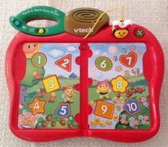 VTech Touch & Teach Busy Books - No Interchangeable Story Books, 80-069500 - $20.79