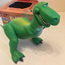 Takara Tomy Disney Toy Story Collection Rex Talking Figure Dolls Pixer 1/1 scale - $647.44