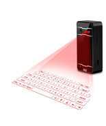 Projection Virtual Laser Keyboard Wireless Bluetooth Speaker for PC Smar... - €30,74 EUR